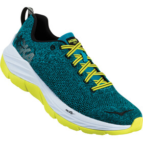 Hoka One One Mach Running Shoes Men caribbean sea/black